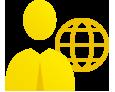 Služby pro oblast mezinárodní spolupráce